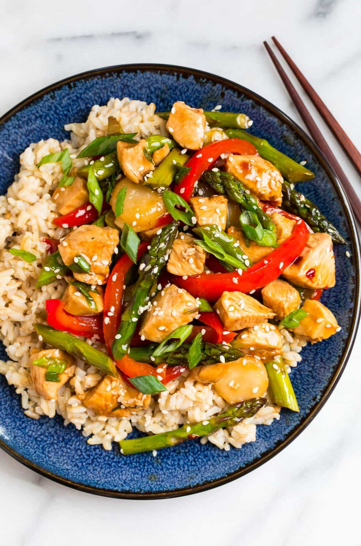 Teriyaki Chicken Stir Fry - recipes for chicken