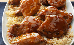 Teriyaki Chicken Thighs – Recipes Of Chicken Thighs