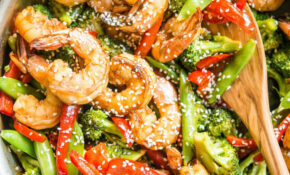 Teriyaki Shrimp And Vegetable Stir Fry – Recipes Vegetarian Stir Fry