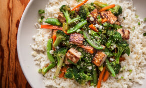 Teriyaki Tofu And Veggie Stir Fry – Tofu Vegan Recipes Dinner