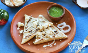 Tetelas Oaxaca Recipe – Mexican Food Recipes With Pictures