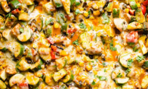 Tex Mex Chicken And Zucchini – IFOODreal – Healthy Family ..