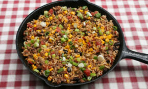 Tex Mex Ground Beef Skillet | I Heart Recipes – Ground Beef Recipes Dinner
