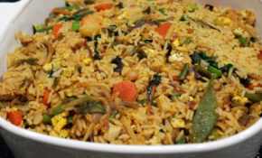 Thai Chicken Basil Fried Rice – Fried Rice Recipes Chicken