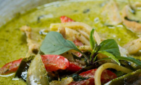 Thai Green Curry With Chicken By Chef Fern – Curry Recipes Chicken