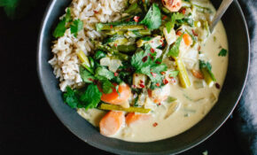 Thai Green Curry With Spring Vegetables – Cookie And Kate – Recipe Vegetarian Thai Green Curry