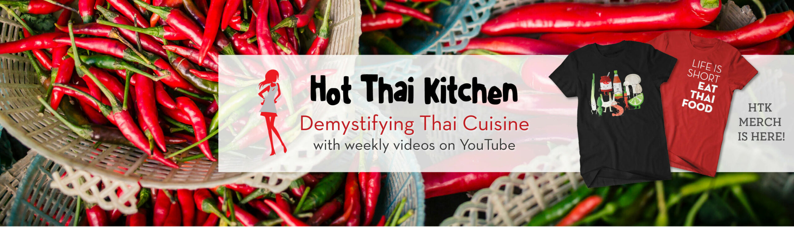 Thai Recipes and Video Tutorials by Hot Thai Kitchen - vegetarian recipe youtube