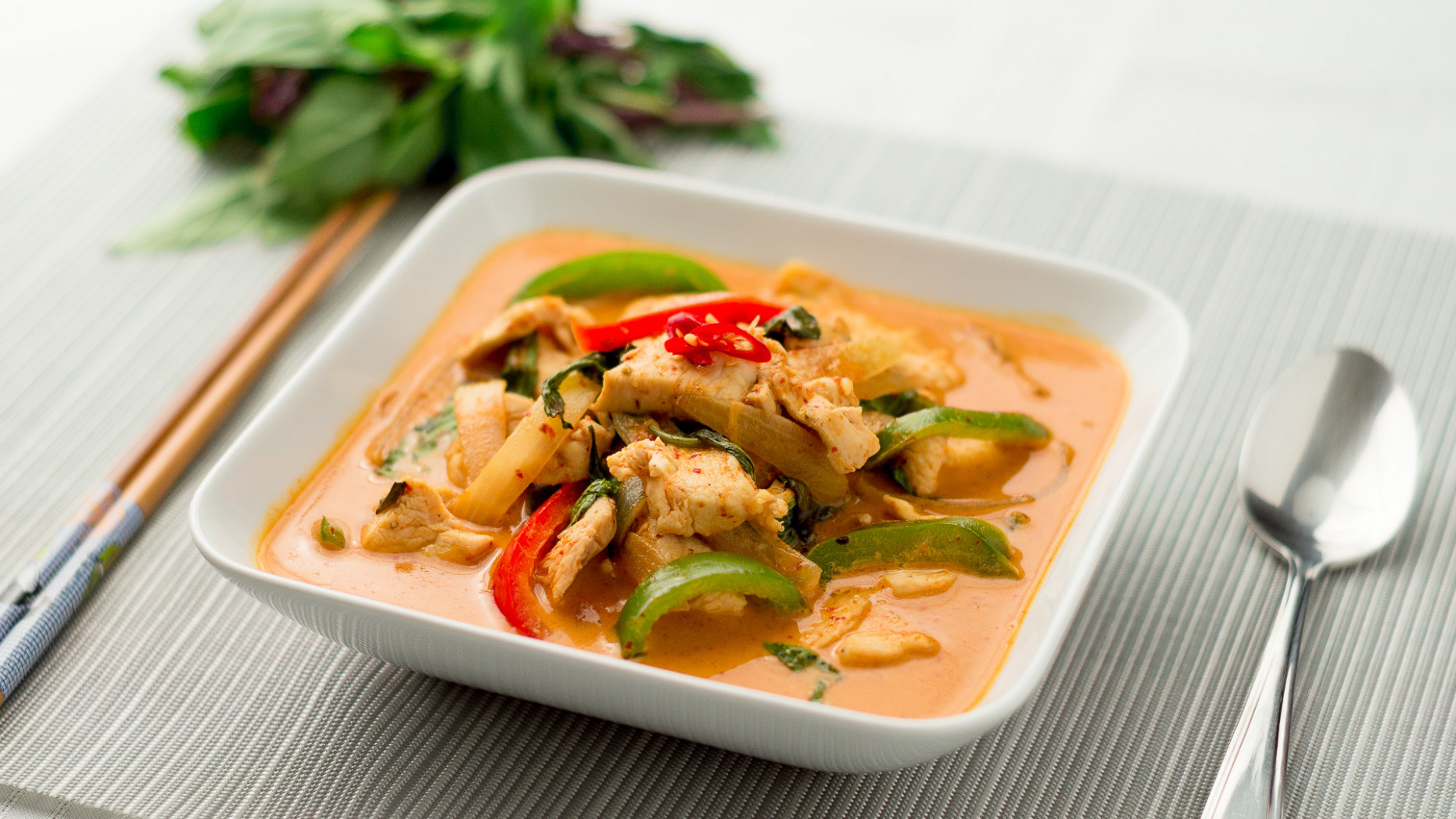 Thai Red Curry Recipe - Chichilicious
