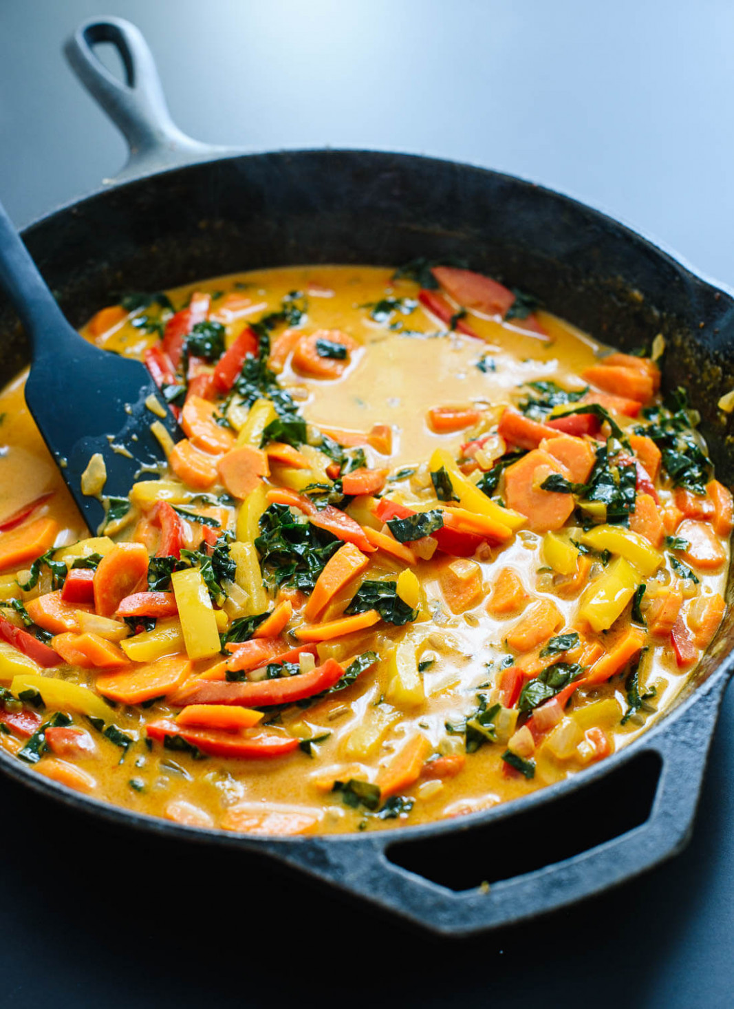Thai Red Curry with Vegetables - recipes thai curry vegetarian