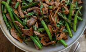 Thai Steak And Green Bean Stir Fry – Food Recipes Meat