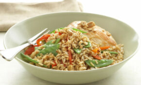 Thai Style Chicken With Rice Recipe | UNCLE BEN'S® Rice ..