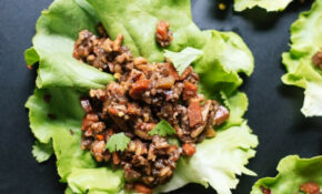 Thai Style Lettuce Wraps – Cookie And Kate – Egg Recipes Dinner Healthy