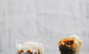 thai vietnamese coffee granita3