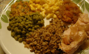 Thanksgiving Dinner 2010 – Grain Free Recipes Dinner