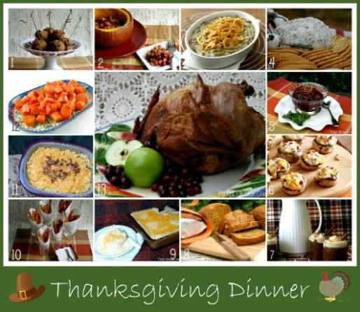 Thanksgiving Dinner Recipes Recipe | Pocket Change Gourmet - recipes thanksgiving dinner
