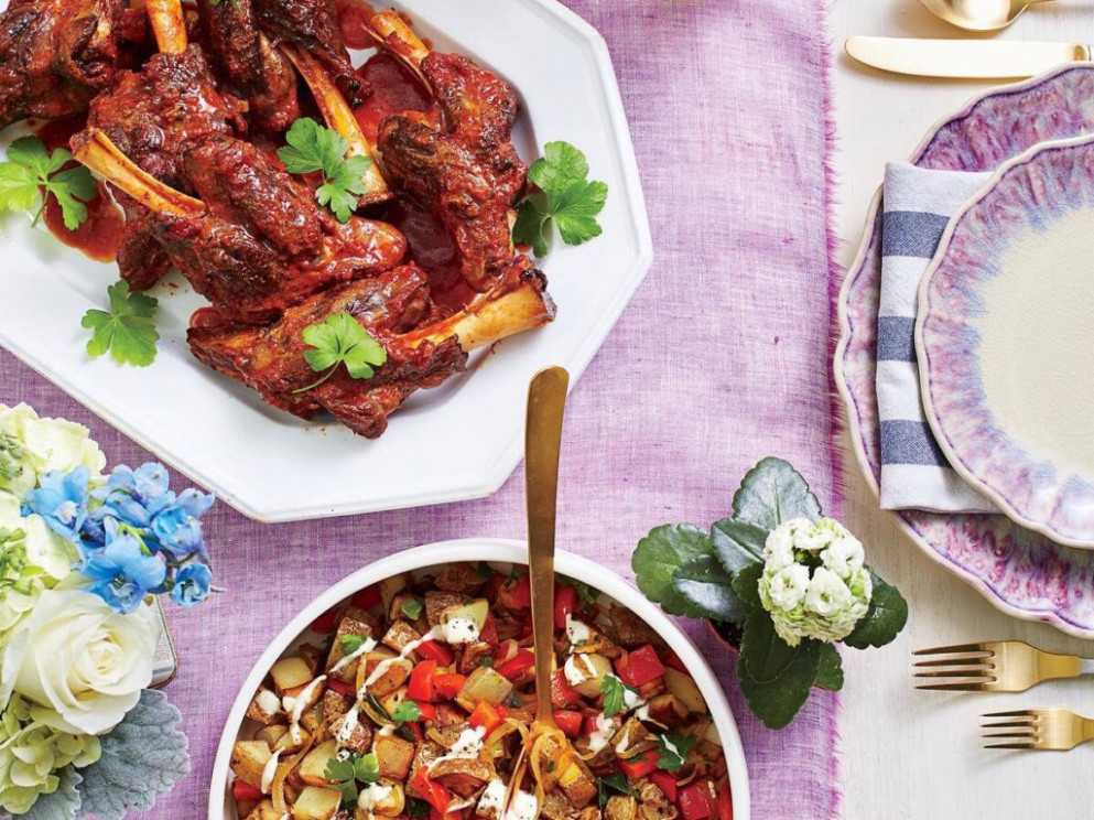 The 10 Easter Dinner Recipes Fit for Any Spring Table - easter recipes dinner