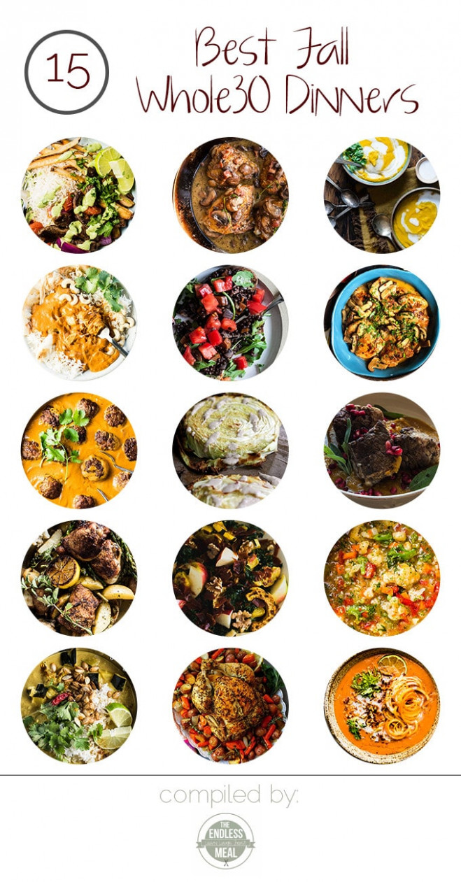 The 11 Best Fall Whole11 Dinner Recipes | The Endless Meal® - whole30 dinner recipes