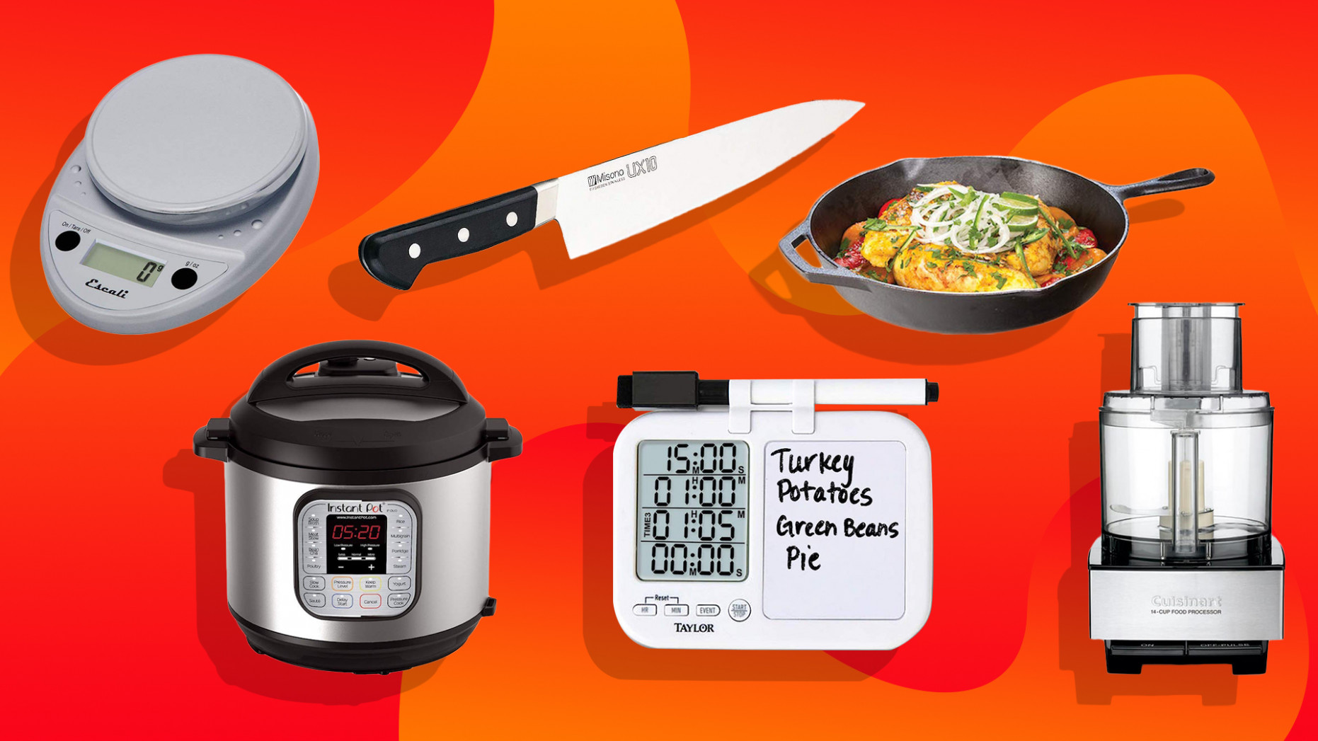 The 12 Kitchen Gadgets That Will Actually Make You a Better ..