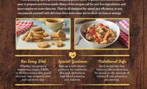 The 13 Minute Heart Healthy Cookbook: Delicious Recipes For ..