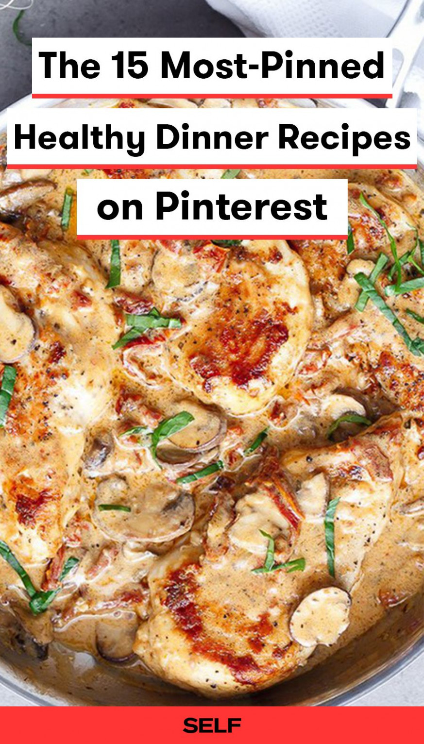 The 13 Most Pinned Healthy Dinner Recipes On Pinterest ..