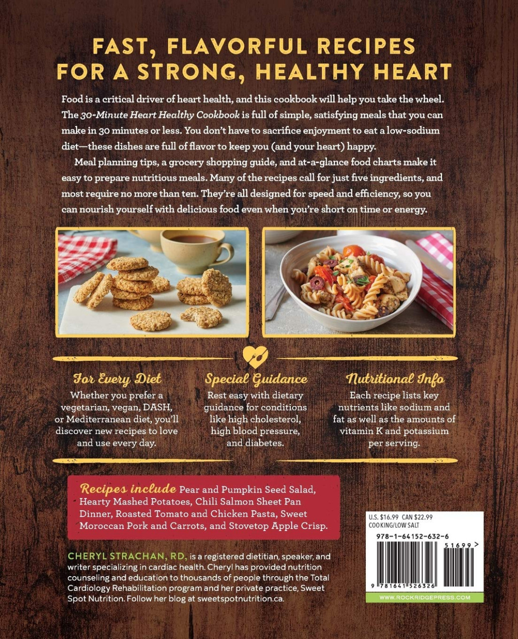 The 14-Minute Heart Healthy Cookbook: Delicious Recipes for ..