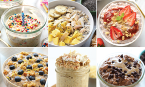 The 15 Best Overnight Oat Recipes + Subscribe! | Fit ..