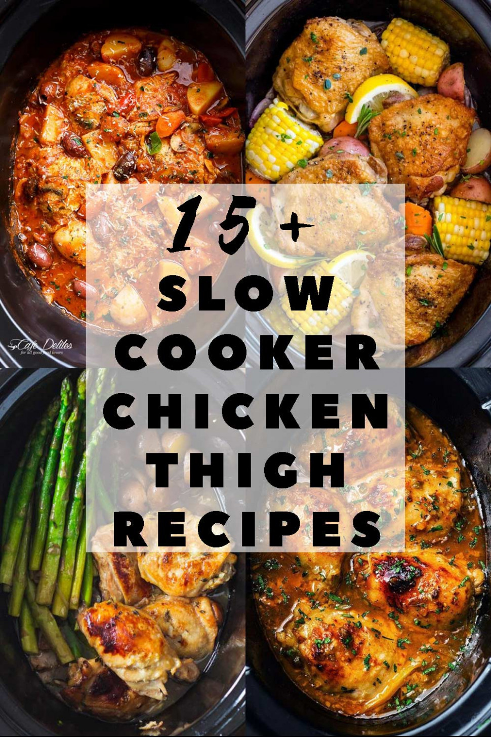 The 15+ Best Slow Cooker Chicken Thigh Recipes - Green ..