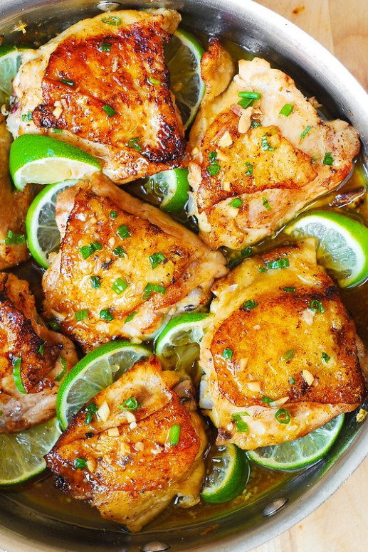 The 15 Chicken Thigh Recipes Making Dinnertime Less Stressful - Recipes Using Chicken Thighs
