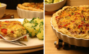 The Afters; Broccoli And Cheese Quiche – Quiche Recipes Dinner