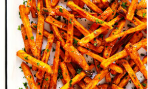 The BEST Baked Sweet Potato Fries – Sweet Potato Recipes Dinner
