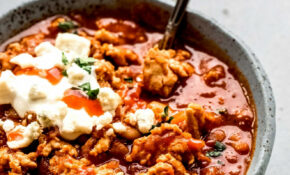 The BEST Buffalo Chicken Chili | Platings + Pairings – Chicken Recipes Near Me