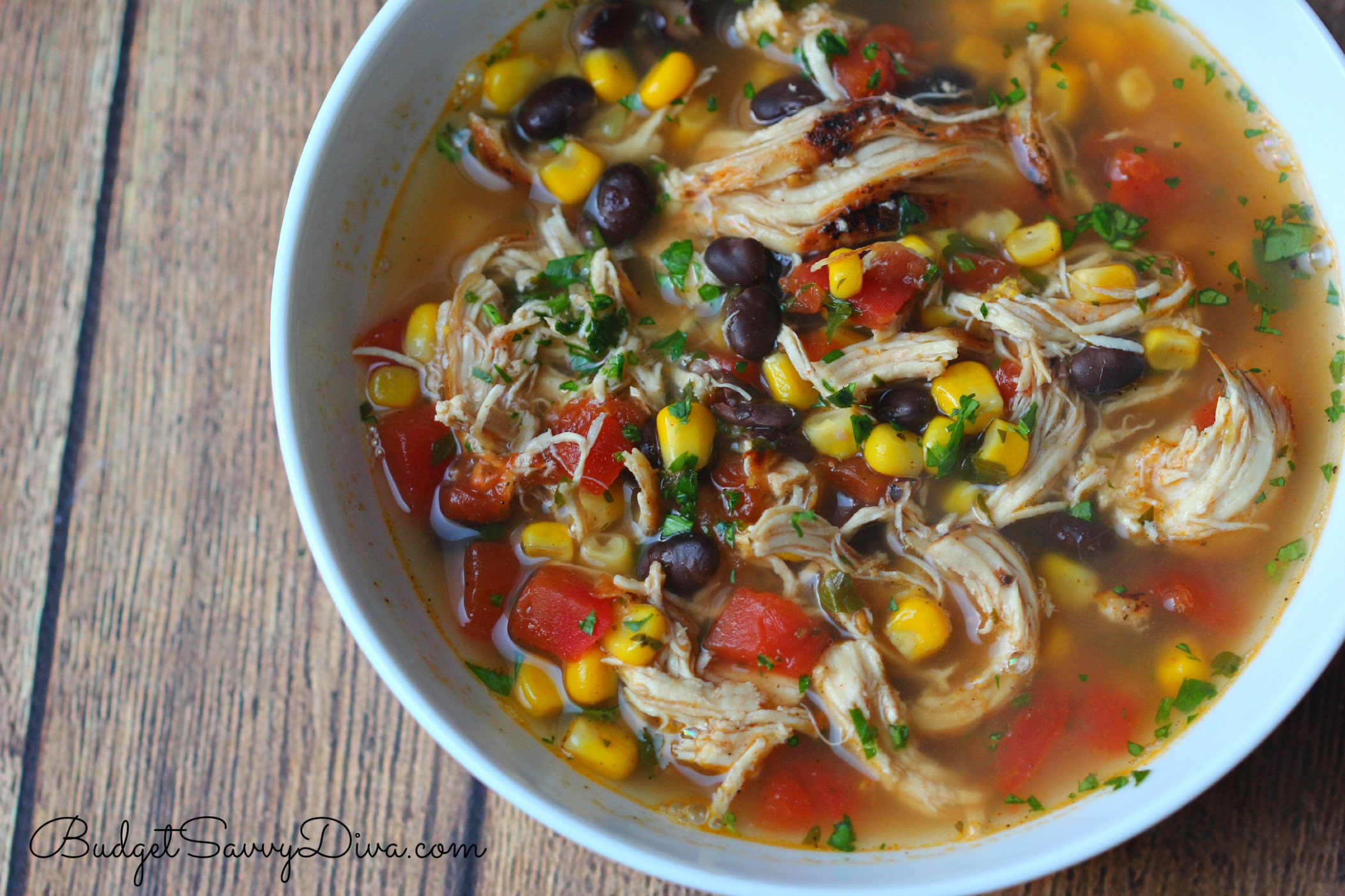 The BEST Chicken Soup Ever Recipe | Budget Savvy Diva - best recipes chicken