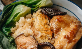 The Best Clay Pot Chicken Rice (鸡肉煲仔饭) – Recipes With Chicken And Rice