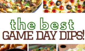 The Best Game Day Dip Recipes – A Grande Life – Easy Family Recipes Jalapeno Popper Chicken