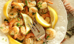 The Best Garlic Shrimp In The Whole Wide World – Prawn Recipes Dinner