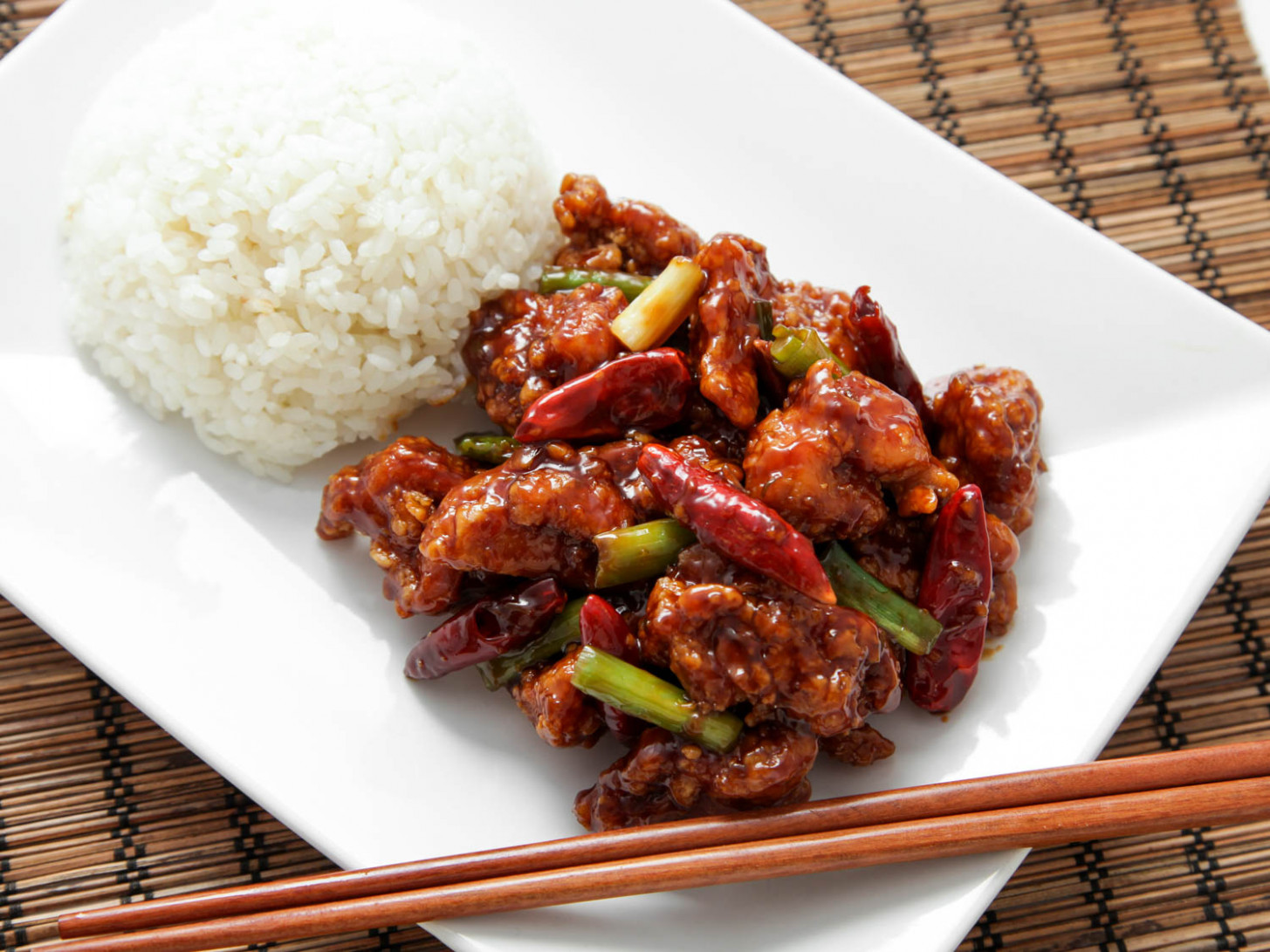 The Best General Tso's Chicken Recipe - Chicken Recipes Name
