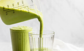 The Best Green Smoothie – Healthy Green Juice Recipes