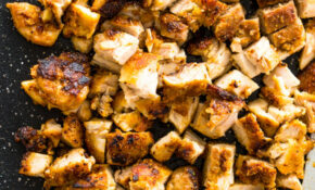 The Best Grilled Chicken For Tacos, Burritos, Or Salads – Grilled Food Recipes