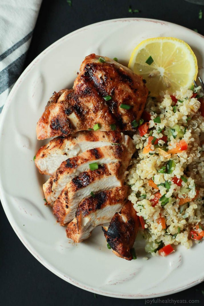 The BEST Grilled Chicken Recipe with Spice Rub | Recipe ..