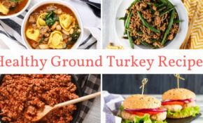 The Best Ground Turkey Recipes – Slender Kitchen – Healthy Recipes Ground Turkey