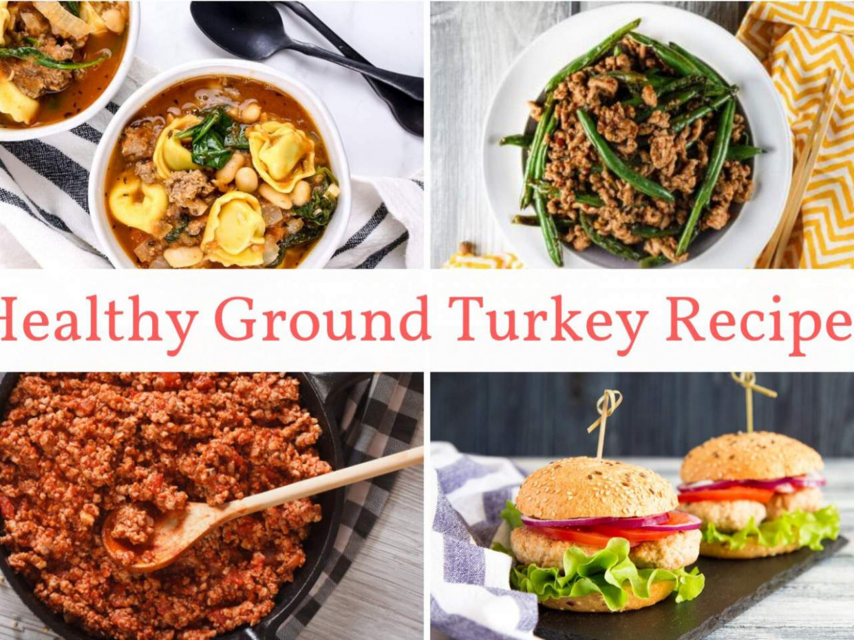The Best Ground Turkey Recipes - Slender Kitchen - healthy recipes using ground turkey