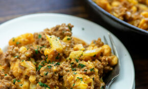 The BEST Healthy Hamburger Helper (Low Carb & Kid Friendly) – Recipes Dinner Low Carb