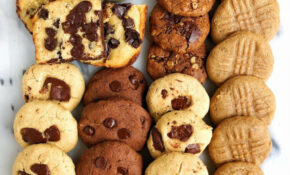 The Best Healthy Holiday Cookies To Bake – RachlMansfield – Healthy Xmas Baking Recipes