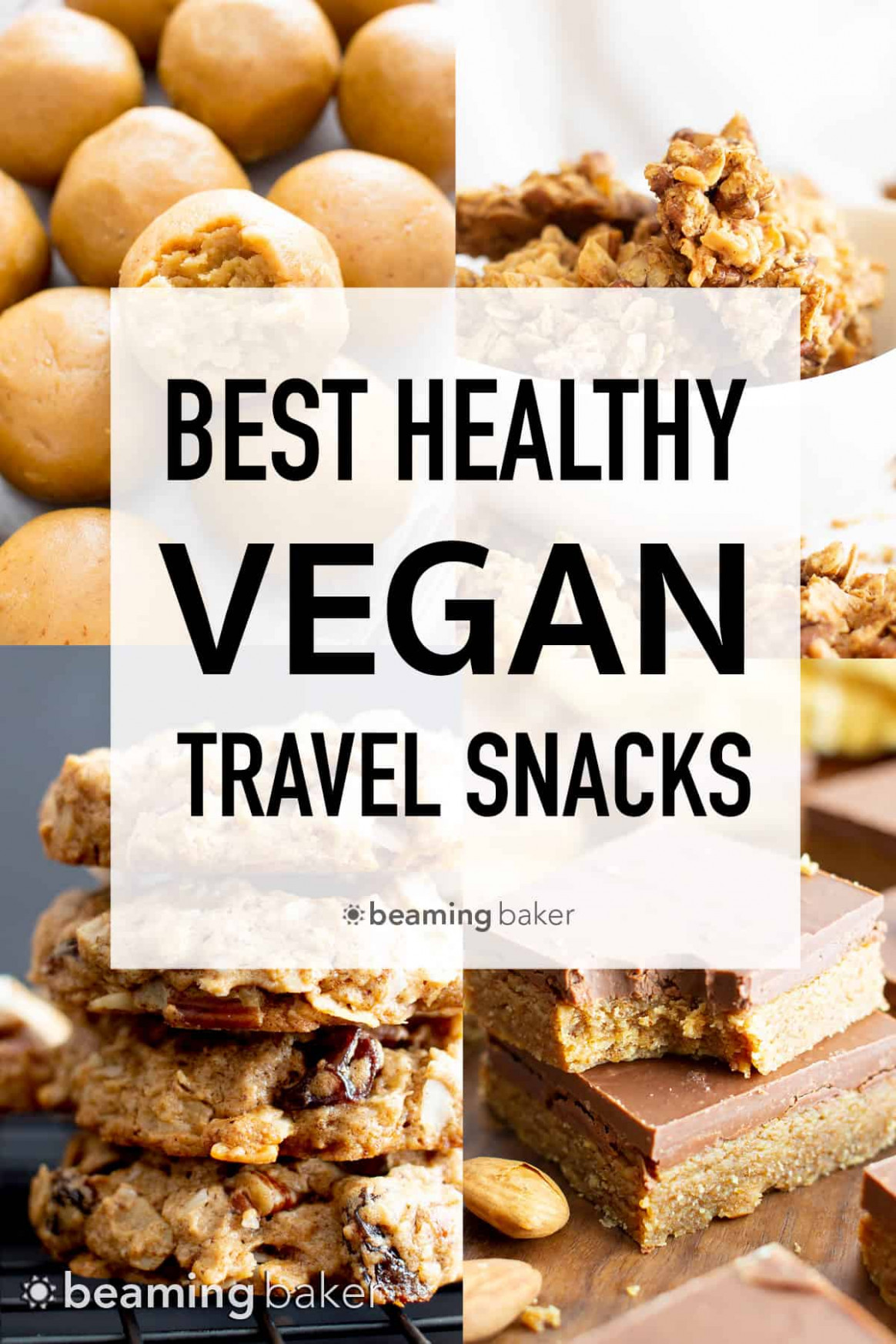 The Best Healthy Vegan Travel Snacks (Recipes, Tips & More ..