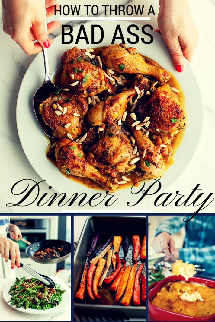 THE BEST how to tips on throwing a dinner party without ..