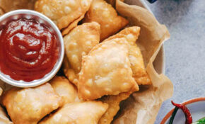 The Best Indian Punjabi Samosa Recipe (With Aloo, Vegetarian ..