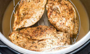 The Best Instant Pot Chicken Breast Recipe {Using Fresh Or ..