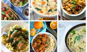 The Best Instant Pot Chicken Recipes – Happiness Is Homemade – Dinner Recipes Instant Pot