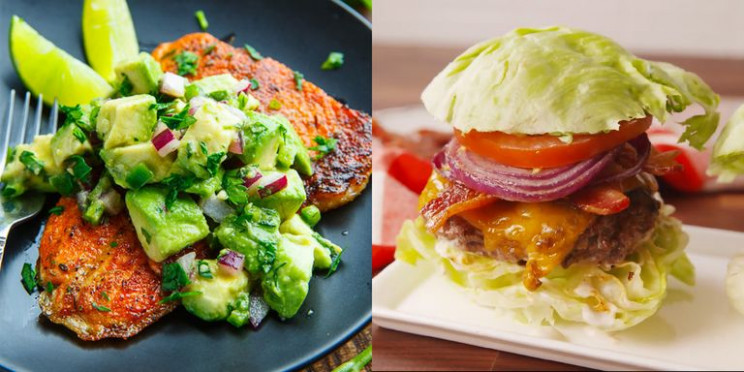 The Best Keto Recipes For Weight Loss - Easy Keto Diet Recipes - easy keto recipes dinner