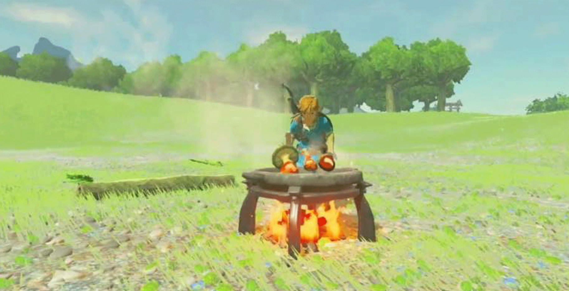 The Best List Of Recipes and Elixirs For Zelda: Breath of ..
